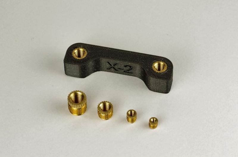 Náhradní díl z termoplastu černý vytištěný na 3D tiskárně – Mirex3D Kladno